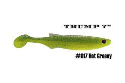 """Силиконовая приманка Jig It Trump 7"""" 017 squid"""