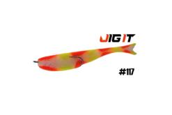 Поролоновая рыбка незацепляйка JIG IT