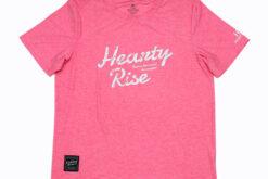 Футболка Hearty Rise розовая