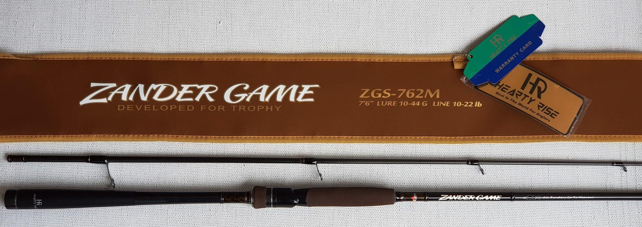 Спиннинговое удилище Hearty Rise Zander Game ZGS-832MH
